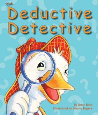DeductiveDetective cover
