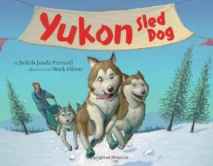 Yukon sled dog cover