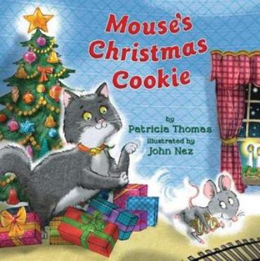 Mouse's Christmas cover