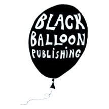 black balloon logo