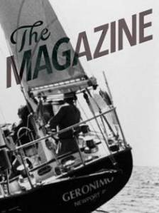 the magazine cover