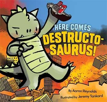 destructosaurus cover