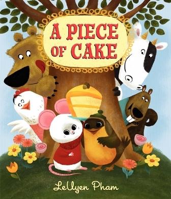 piece cake cover