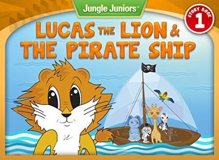 Lucas Lion cover