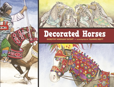 Decorated Horse
