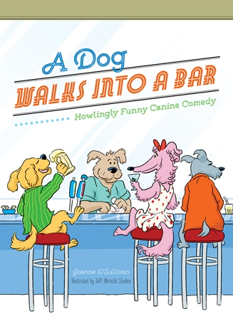 dog walks into bar