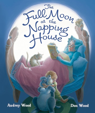 Full MoonNapping House cover