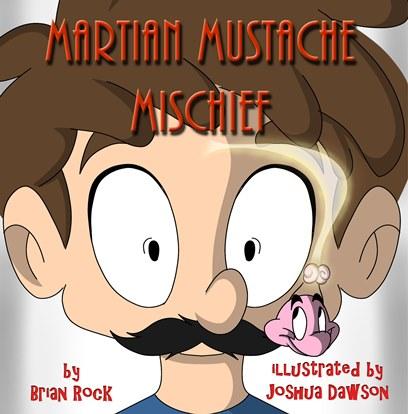 Martian Mustache cover