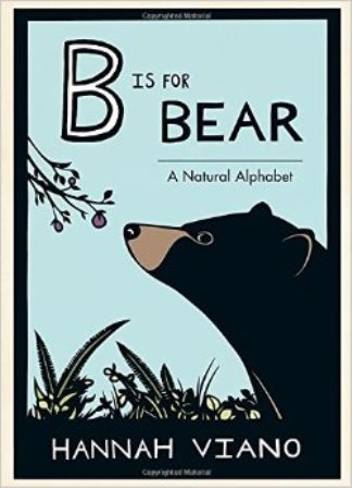 B for bear cover