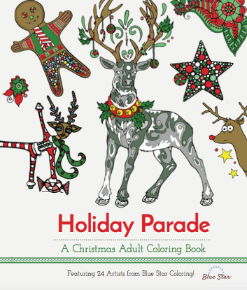 Holiday Parade cover