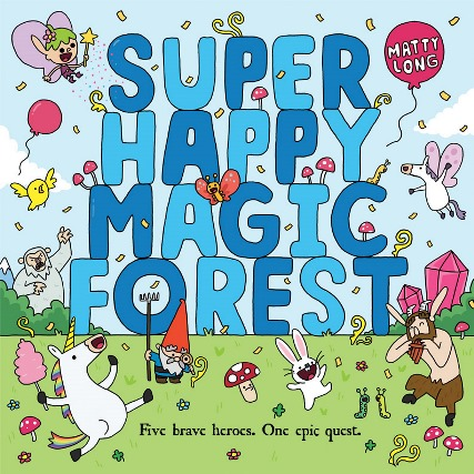 Super Happy Magic Forest cover