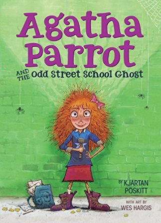Agatha Parrot cover